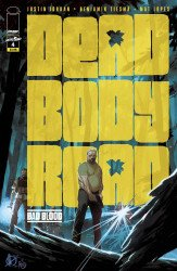 Image Comics's Dead Body Road Bad Blood Issue # 4