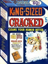 Major Magazines's Cracked King-Size Issue # 5