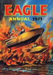 Fleetway (AP/IPC)'s Eagle Hard Cover # 1971