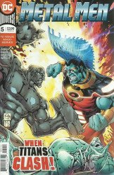 DC Comics's Metal Men Issue # 5