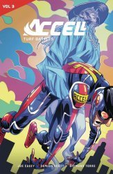Lion Forge Comics's Catalyst Prime: Accell TPB # 2