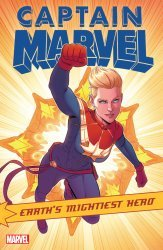 Marvel Comics's Captain Marvel: Earth's Mightiest Hero TPB # 1