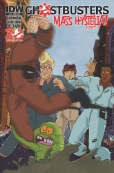 IDW Publishing's The New Ghostbusters Issue # 19sub