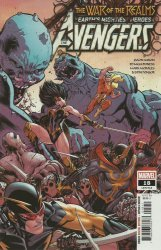 Marvel Comics's The Avengers Issue # 18