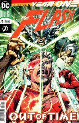 DC Comics's The Flash Issue # 74