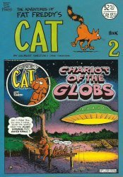 Rip Off Press's Adventures of Fat Freddy's Cat Issue # 2h