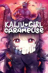 Yen Press's Kaiju Girl: Caramelise Soft Cover # 1