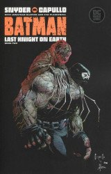 DC Black Label's Batman: Last Knight on Earth Issue # 2