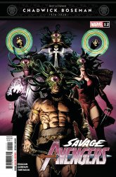 Marvel Comics's Savage Avengers Issue # 12