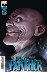 Marvel Comics's Black Panther Issue # 7b