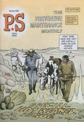 Department of the Army Comics's PS Magazine: Preventive Maintenance Monthly Issue # 595