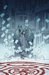 Dark Horse Comics's Witchfinder: Reign of Darkness Issue # 4