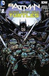 DC Comics's Batman / Teenage Mutant Ninja Turtles Issue # 1tates comics
