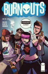 Image Comics's Burnouts Issue # 1b