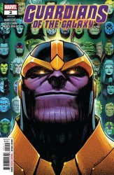Marvel Comics's Guardians of the Galaxy Issue # 2
