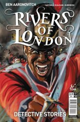 Titan Comics's Rivers Of London: Detective Stories Issue # 2b
