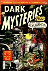 Master Publications's Dark Mysteries Issue # 16