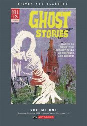 PS Artbooks's Silver Age Classics: Ghost Stories Hard Cover # 1