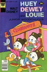 Gold Key's Huey, Dewey & Louie: Junior Woodchucks Issue # 48whitman