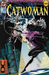 DC Comics's Catwoman Issue # 7b