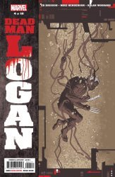 Marvel Comics's Dead Man Logan Issue # 4