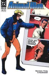 DC Comics's Animal Man Issue # 19