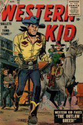 Atlas's Western Kid Issue # 11