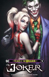 DC Comics's Joker: Year of the Villain Issue # 1ce/unknown