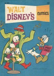 W.G.(Wogan)Publications's Walt Disney's Comics Issue # 249