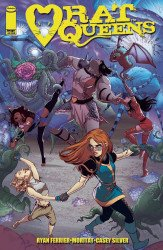 Image Comics's Rat Queens Issue # 23