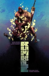 Image Comics's Rumble TPB # 5