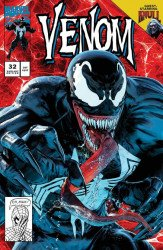 Marvel Comics's Venom Issue # 32mikemayhew-a