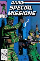 Marvel's G.I. Joe: Special Missions Issue # 17b