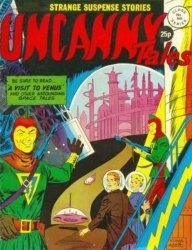 Alan Class & Company's Uncanny Tales Issue # 169