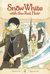 Viz Media's Snow White with the Red Hair Soft Cover # 4