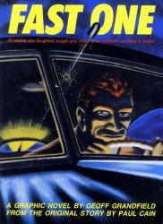 No Exit Press's Fast One Soft Cover # 1