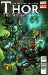 Marvel Comics's Thor: Deviants Saga Issue # 2b