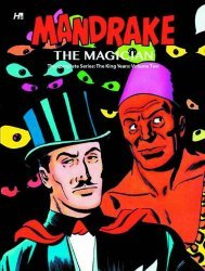 Hermes Press's Mandrake the Magician: The Complete Series - The King Years Hard Cover # 2