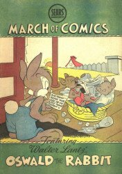 Western Printing Co.'s March of Comics Issue # 38c