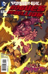 DC Comics's Forever Evil: Rogues Rebellion Issue # 2
