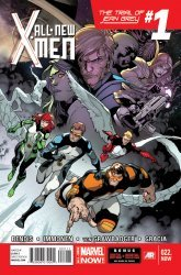 Marvel Comics's All-New X-Men Issue # 22