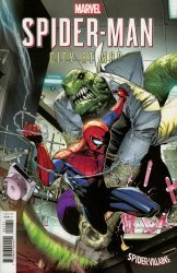 Marvel Comics's Marvel's Spider-Man: City at War Issue # 1g