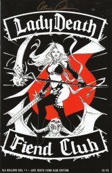 Coffin Comics's Lady Death: All Hallow's Evil Issue # 1f