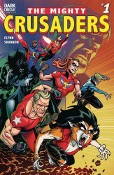Dark Circle Comics's The Mighty Crusaders Issue # 1