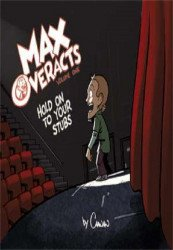 Occasional Comics's Max Overacts Soft Cover # 1