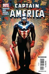 Marvel Comics's Captain America Issue # 50