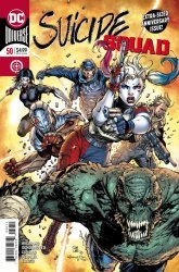 DC Comics's Suicide Squad Issue # 50