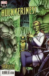 Marvel Comics's Hulkverines Issue # 1c