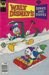 Gold Key's Walt Disney's Comics and Stories Issue # 450whitman