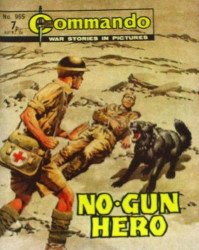 D.C. Thomson & Co.'s Commando: War Stories in Pictures Issue # 965